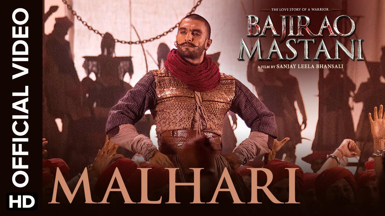 Malhari from Bajirao Mastani is so full of energy!