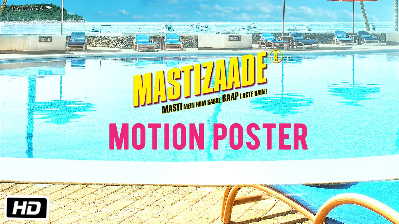 Mastizaade Motion Poster Is More Naughty And Crazy Than You Think