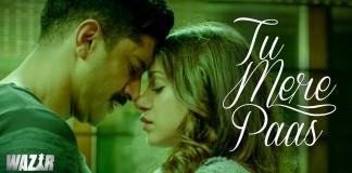 'Tu Mere Paas Hai' from Wazir is heart-breakingly beautiful!