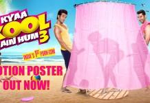 Mandana karimi's Kyaa Kool Hai Hum 3 Motion Poster is Naughtier Sunny Leone's Than Mastizaade