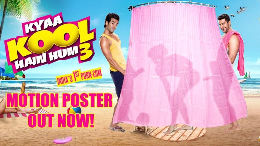 Mandana Karimi's Kyaa Kool Hai Hum 3 Motion Poster is Naughtier Than Sunny Leone's Mastizaade