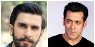 Ranveer Singh tries to Lure Salman Khan fans into watching Bajirao Mastani!