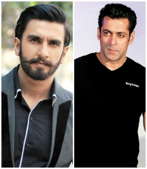 Ranveer Singh tries to Lure Salman Khan fans into watching Bajirao Mastani!