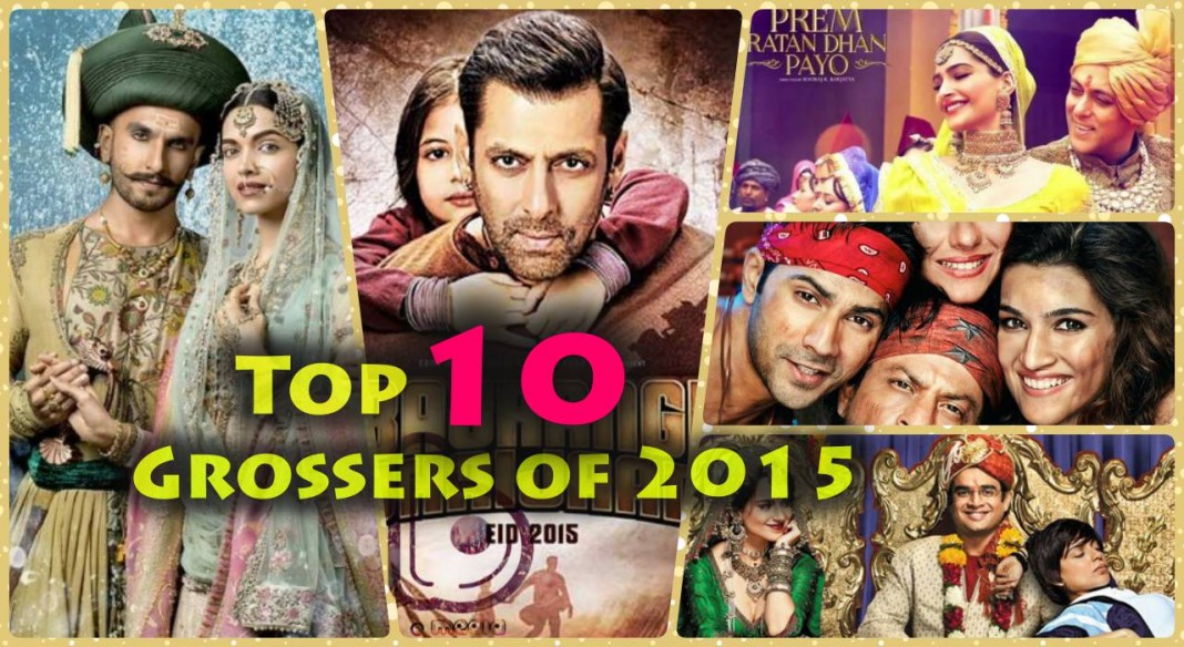 Bollywood 2015: Top 10 Grossers of 2015, Biggest Hits Of The Year