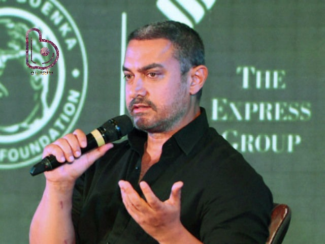 Aamir Khan is not the Brand Ambassador of Incredible India anymore!