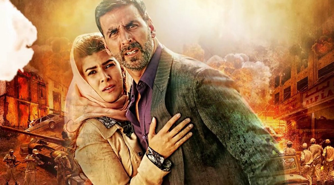Airlift Music Review and Soundtrack Details: A Good Album For An Action Thriller