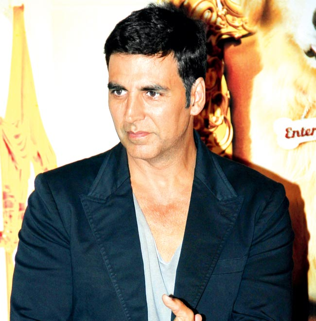 Akshay Kumar would love to be Ambassador of 'Incredible India'