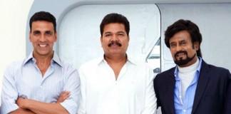 Robot 2 Update: Akshay Kumar is ecstatic to work with Rajnikanth