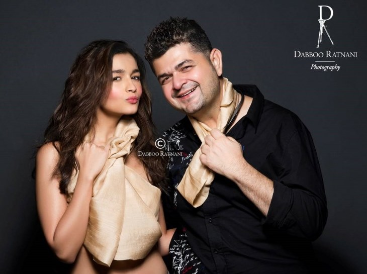 Exclusive Pictures from Dabboo Ratnani's 2016 Calendar Inside: Alia Bhatt