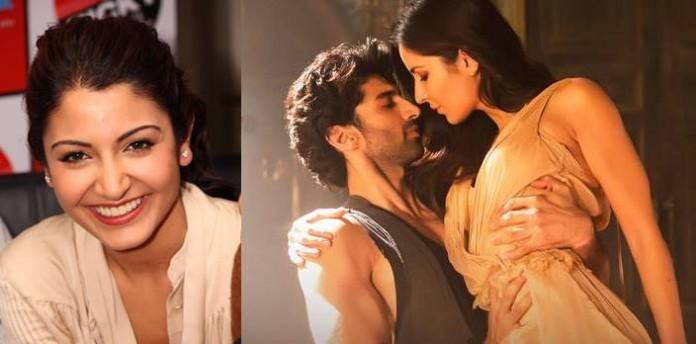 Anushka Sharma has fangirled hard on Katrina Kaif after watching her dance!