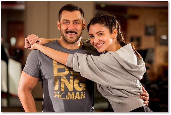 Anushka Sharma To Star Opposite Salman Khan In Sultan – Official Starcast Update