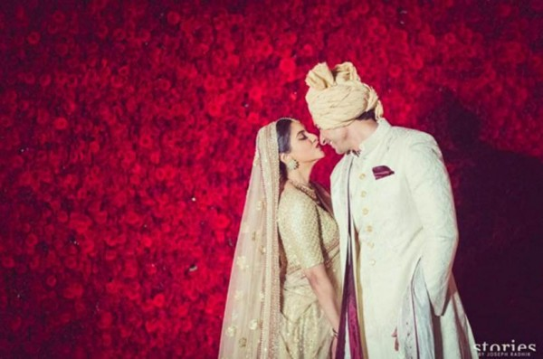 Asin's Fairytale wedding
