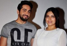 First Look: Ayushmann Khurrana and Bhumi Pednekar In Manmarziyan