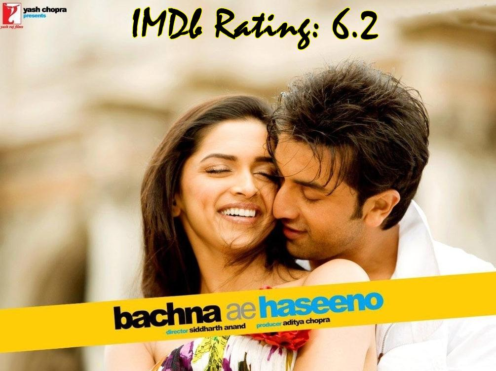 Top 10 Movies Of Deepika Padukone - Bachna Ae Haseeno