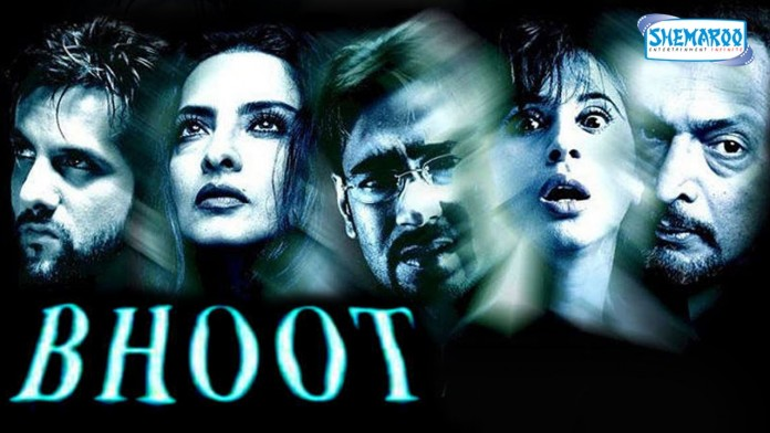 Top 10 Bollywood Horror Films That You Just Can't Watch Alone