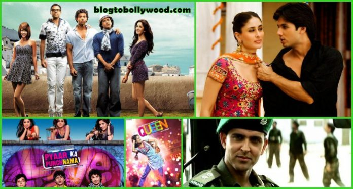 Top 10 Bollywood Movies To Watch To Get Over Your Breakup
