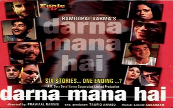 Darna Mana Hai 2003 horror film