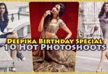 Deepika Padukone Hot Pics: 10 Hottest Pics Of Bollywood Beauty Deepika PadukonePadukone Hot Pics: 10 best from Photoshoots