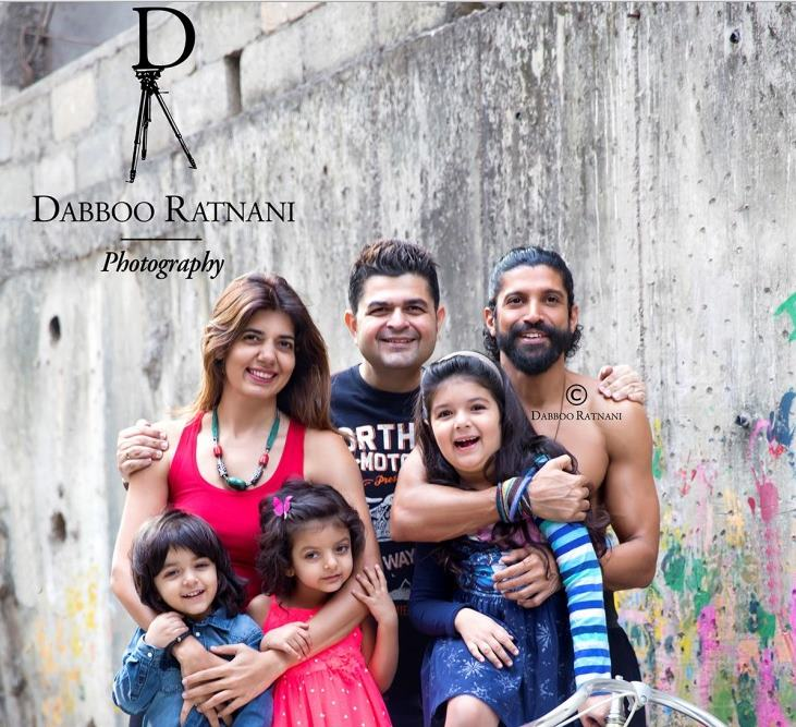 Exclusive Pictures from Dabboo Ratnani's 2016 Calendar Inside: Farhan Akhtar