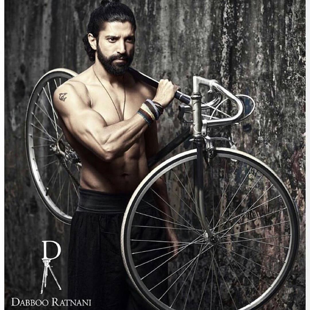 10 best pictures from Dabboo Ratnani's 2016 Calendar: Farhan Akhtar