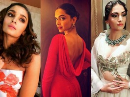 Who Wore What: Filmfare Awards 2016