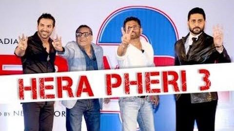 Hera Pheri 3 2016