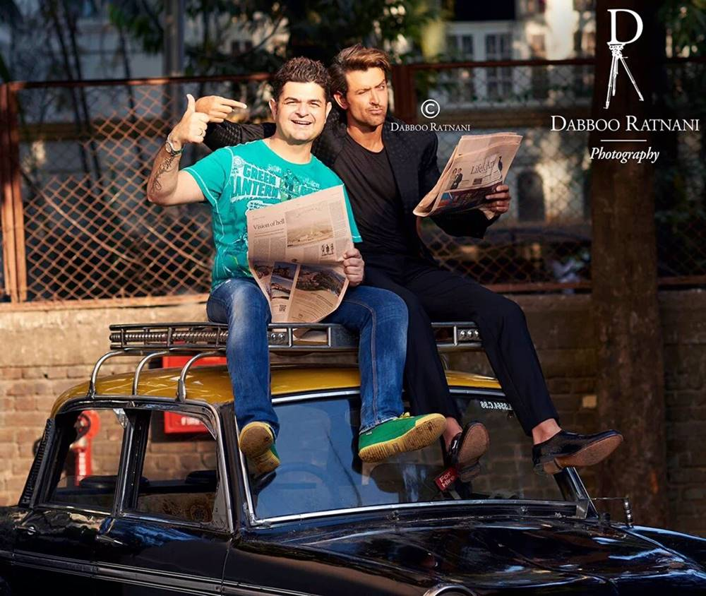 Exclusive Pictures from Dabboo Ratnani's 2016 Calendar Inside: Hrithik Roshan