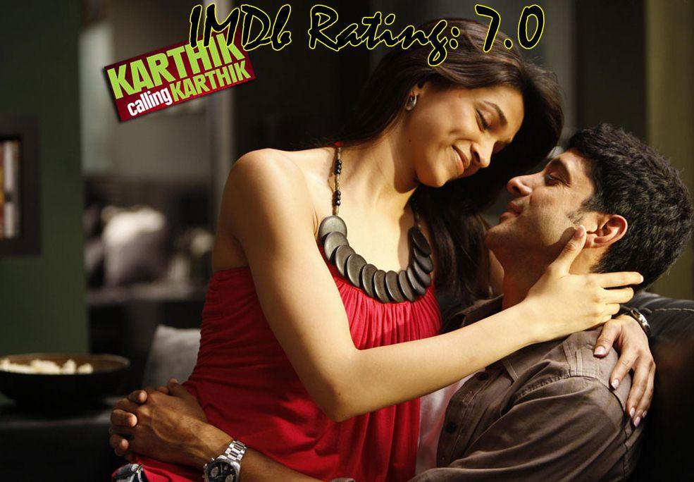 Top 10 IMDb Rated Movies of Deepika Padukone - Karthik Calling Karthik