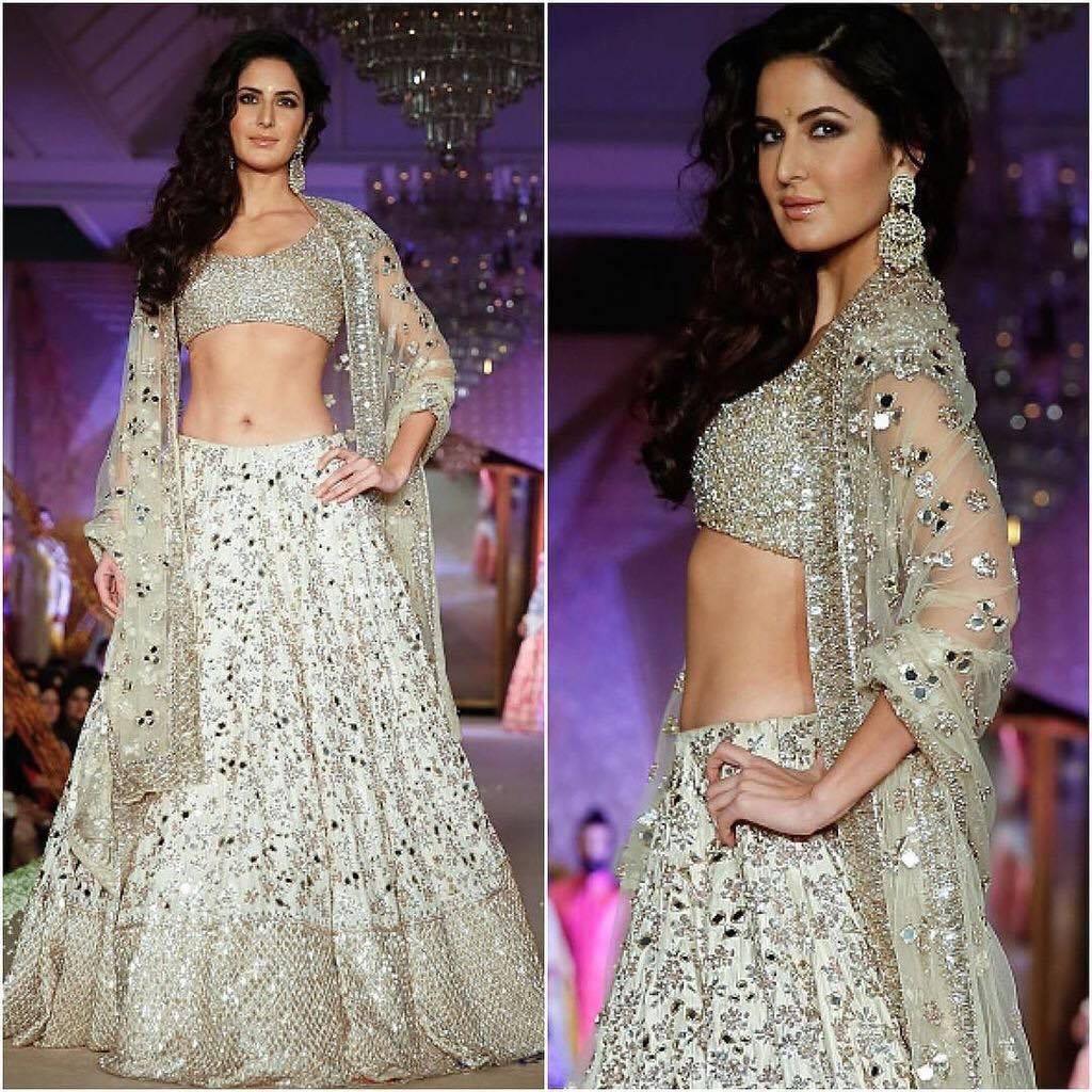 Katrina and Aditya Roy Kapoor walked the ramp for Manish Malhotra