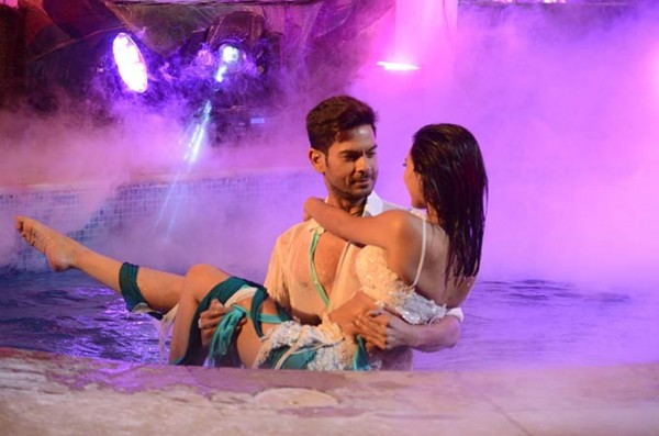 Keith Sequeira and Rochelle Rao's water act