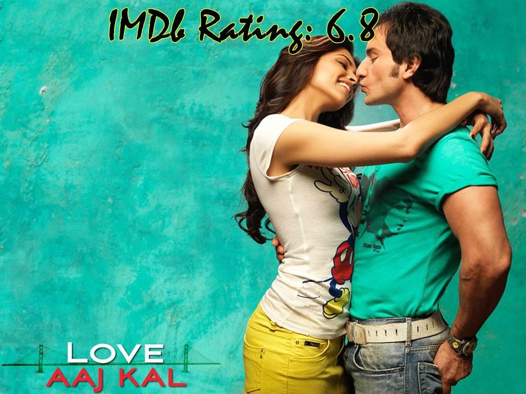 Top 10 IMDb Rated Movies of Deepika Padukone - Love Aajkal