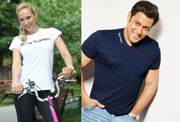 Guess what Salman Khan gifted his alleged girlfriend Lulia Vantur for New Year?