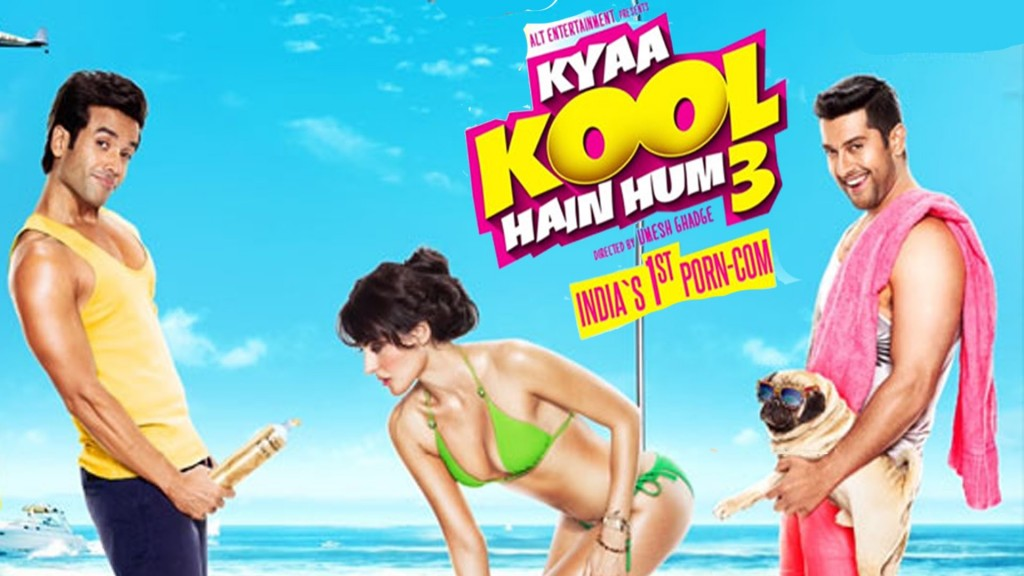Bollywood January 2016 Releases: Kyaa Kool Hain Hum 3 on 22nd Jan