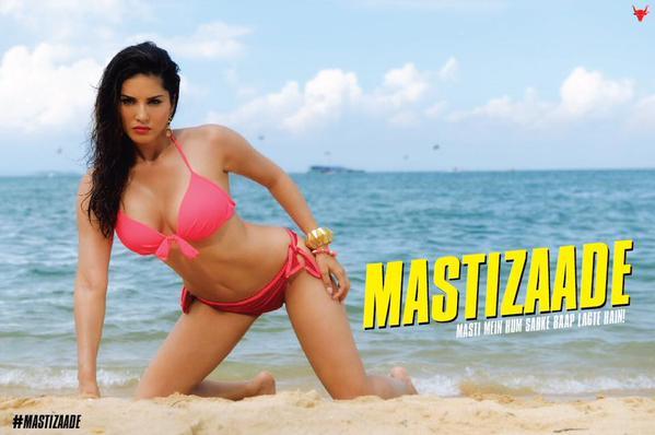 Mastizaade starring Sunny Leone ,Tushar Kapoor and Vir Das