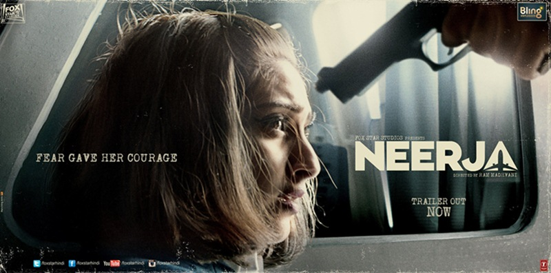 Bollywood Biopics To Be Released In 2016 - Neerja