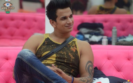 The winner of Big Boss Nau 'Prince Narula'