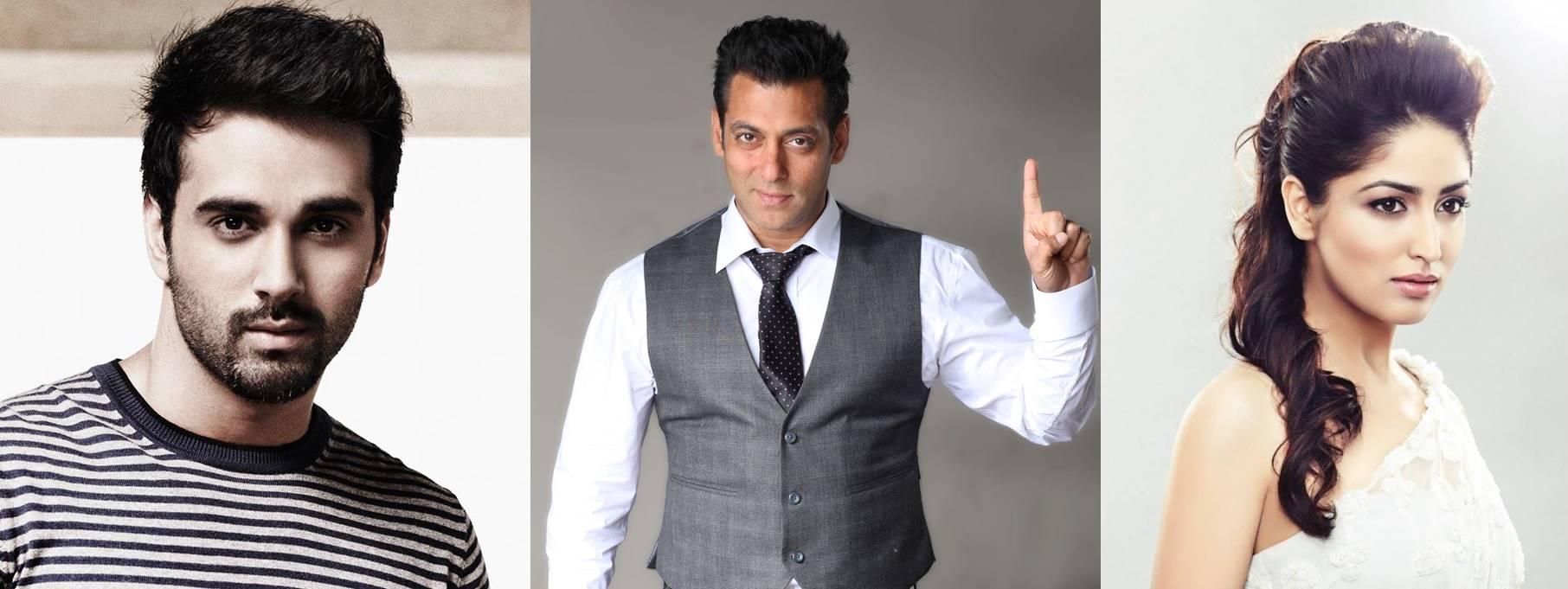 Salman Khan splits Pulkit Samrat and Yami Gautam for Sister's love