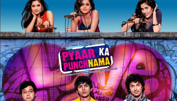 Top 10 Bollywood Movies To Watch To Get Over Your Break Up - Pyaar Ka Punchnama