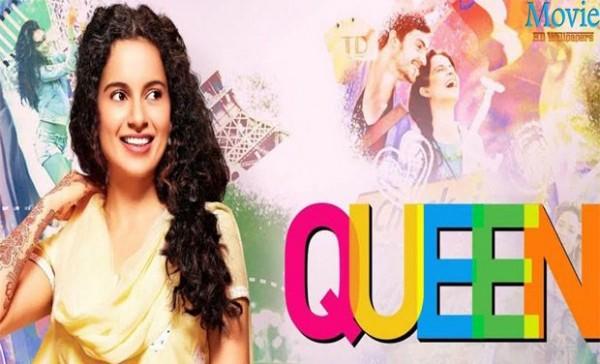 Queen starring Kangana Ranaut