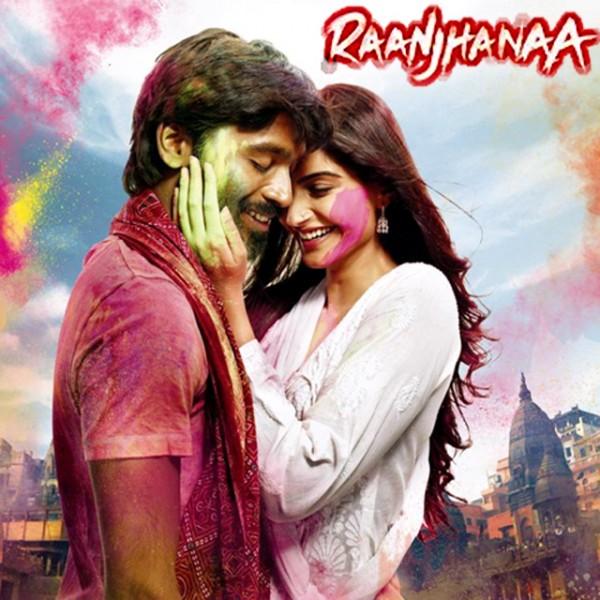 Raanjhanaa Movie Poster 2013