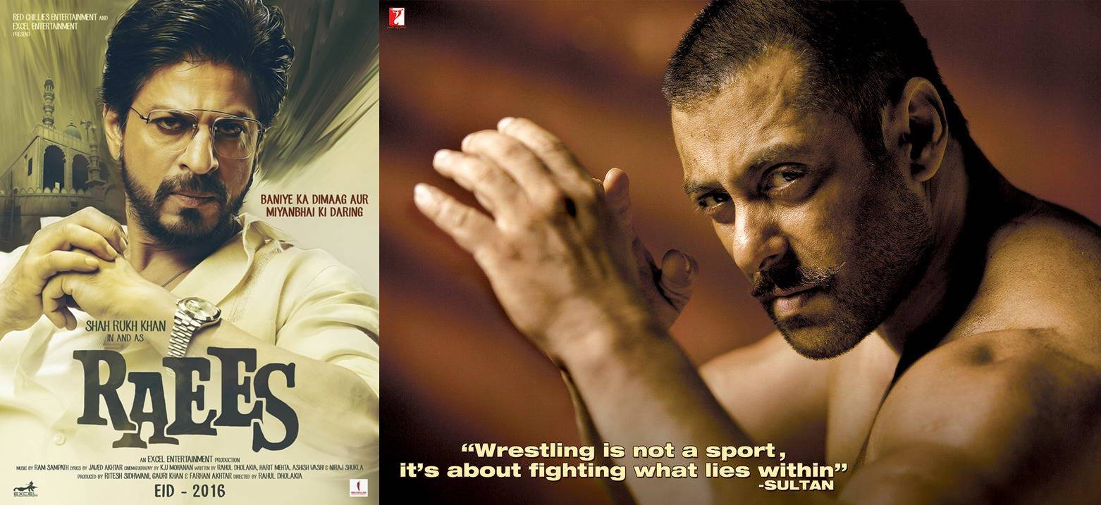 Raees Vs Sultan won't be happening anymore | Here's why