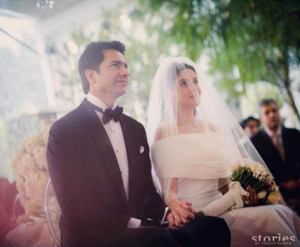 Asin Thottumkal wedding pics