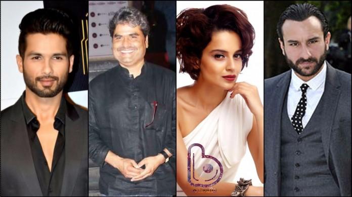 Release Date of Rangoon starring Shahid Kapoor, Kangana Ranaut & Saif Ali Khan out!