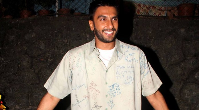 Ranveer Singh was very popular and a bully in school!