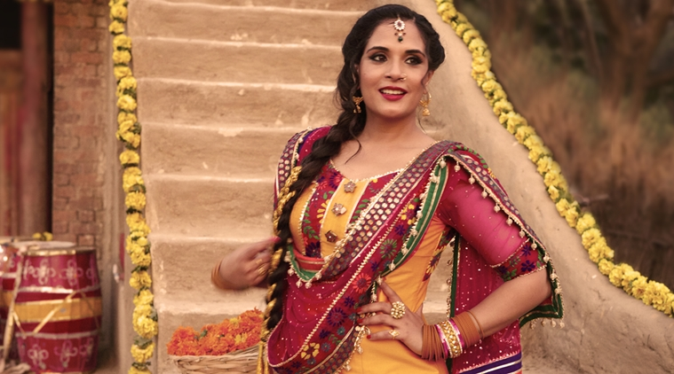 Richa Chaddha's new Avatar for Omung Kumar's Sarbjit