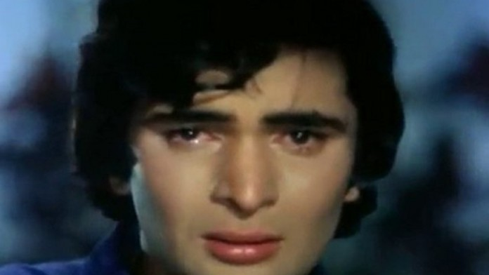Rishi Kapoor bought the filmfare award