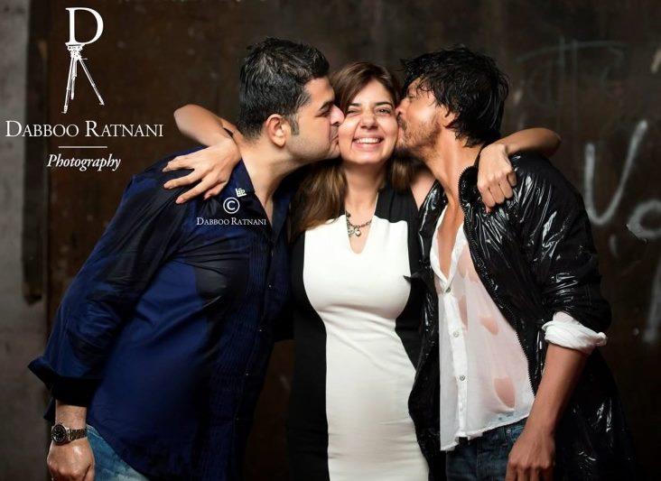 Dabboo Ratnani 2016 Calendar: SRK