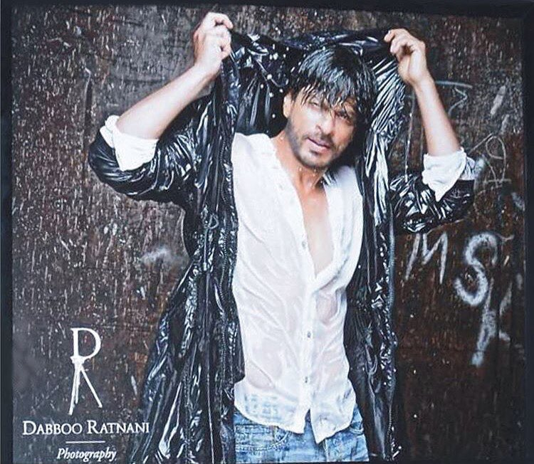 10 best pictures from Dabboo Ratnani's 2016 Calendar: Shahrukh Khan