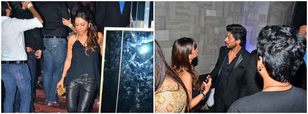 Exclusive Pics: Shahrukh Khan, Kriti Sanon joins Gauri Khan at a nightclub 'Zoo'