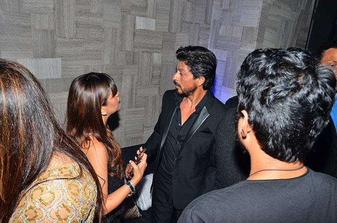 SRK at Gauri Khan's Party